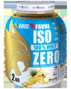 Eric Favre ISO 100% WHEY ZERO 2 кг.