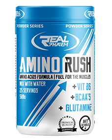 Real Pharm Amino Rush 500 гр.