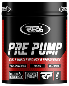 Real Pharm Pre Pump 180 таблетки