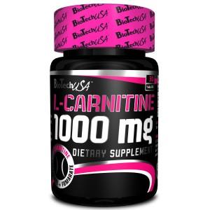 BioTech USA L-Carnitine 1000 мг 30 таблетки