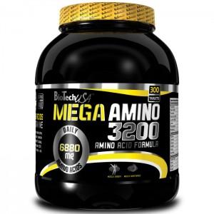 BioTech USA Mega Amino 3200 300 таблетки