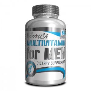 BioTech USA Multivitamin for Men 60 таблетки
