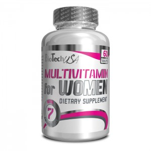 BioTech USA Multivitamin for Women 60 таблетки