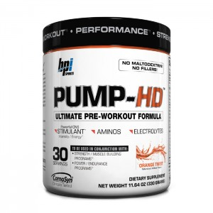 BPI Sports Pump-HD 330 гр. (30 дози)
