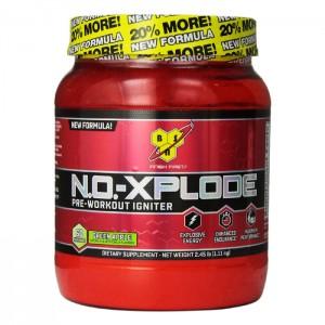 BSN N.O.-XPLODE 3.0 1.1 кг. (60 дози)