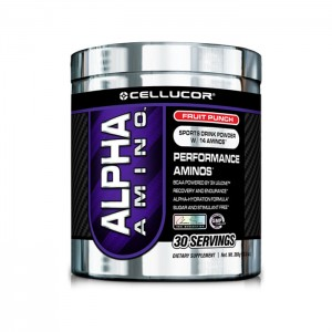 Cellucor Alpha Amino 384 гр. (30 дози)