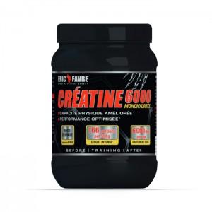 Eric Favre Creatine Monohydrate 6000 500 гр. (166 дози)