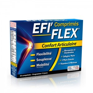 Eric Favre EFI'FLEX Tabs 30 таблетки (15 дози)