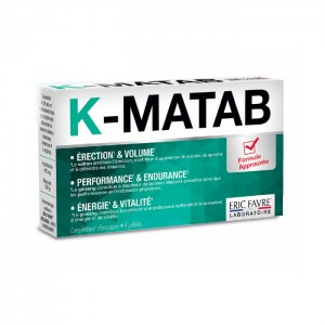 Eric Favre K-MATAB 475 мг. 4 капсули (2 дози)