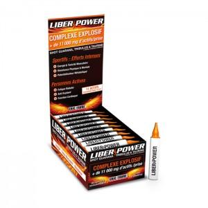 Eric Favre LIBER POWER SHOT 40 х 15 мл. кутия (40 дози)
