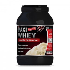 Eric Favre MAXI WHEY 2 кг. (66 дози)