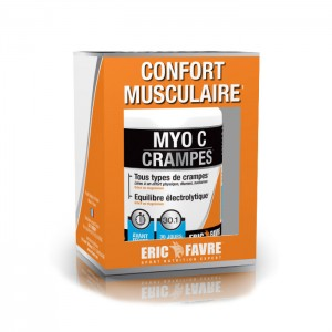Eric Favre MYO C 30 таблетки (30 дози)