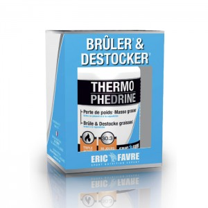 Eric Favre THERMOPHEDRINE 90 таблетки (30 дози)