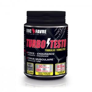 Eric Favre TURBO TESTO / Трибулус Терестрис 180 таблетки (30 дози)