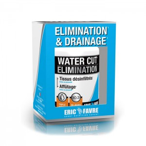 Eric Favre WATER CUT ELIMINATION 90 капсули (30 дози)