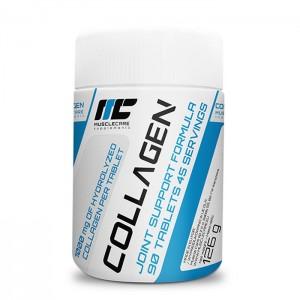 MuscleCare Collagen / Колаген 1000 мг. 90 таблетки (45 дози)