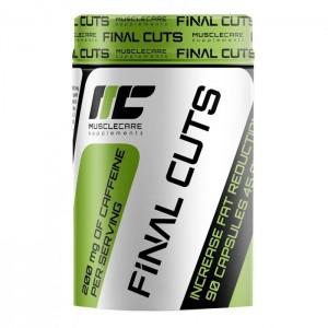 MuscleCare Final Cuts 90 капсули (45 дози)