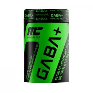 MuscleCare GABA+ 90 таблетки (90 дози)
