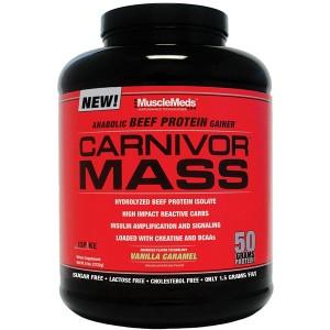 MuscleMeds Carnivor Mass 2.722 кг.