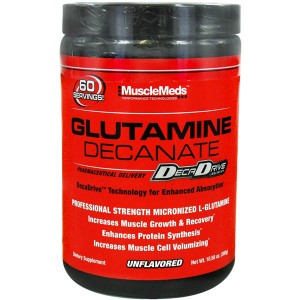 MuscleMeds Glutamine Decanate 300 гр.