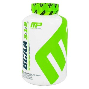 MusclePharm BCAA 3:1:2 240 капсули