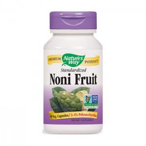 Nature's Way Noni Fruit / Нони 500 мг. 60 вегетариански капсули