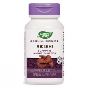 Nature's Way Reishi / Рейши 190 мг. 100 вегетариански капсули