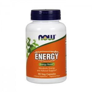 NOW Foods ENERGY 90 капсули