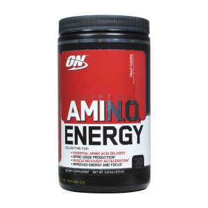 Optimum Nutrition Amino Energy 270 гр (30 дози)