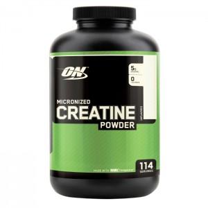 Optimum Nutrition Creatine Powder 600 гр. (114 дози)
