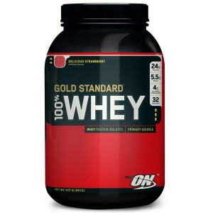 Optimum Nutrition Gold Standard 100% Whey 943 гр.