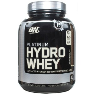 Optimum Nutrition Platinum Hydro Whey 1590 гр.