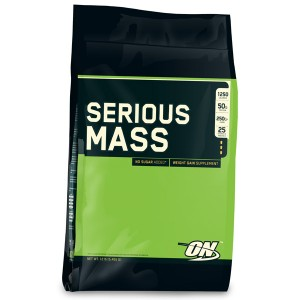 Optimum Nutrition Serious Mass 5.455 кг.