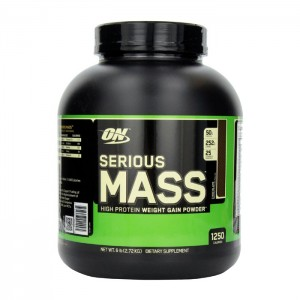 Optimum Nutrition Serious Mass 2.727 кг.