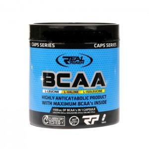Real Pharm BCAA 150 капсули (30 дози)