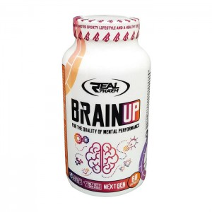 Real Pharm Brain Up 60 капсули