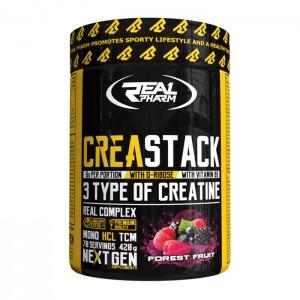 Real Pharm Crea Stack 420 гр. (70 дози)