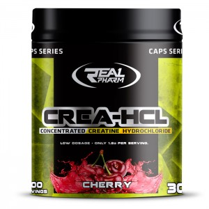 Real Pharm CREA-HCL 250 гр. (200 дози)
