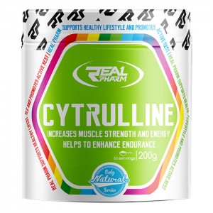 Real Pharm Citrulline 200 гр. (66 дози)