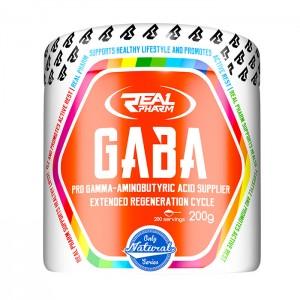 Real Pharm GABA 200 гр. (200 дози)