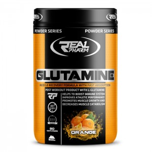 Real Pharm Glutamine 500 гр. (91 дози)