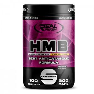 Real Pharm HMB 300 капсули (100 дози)