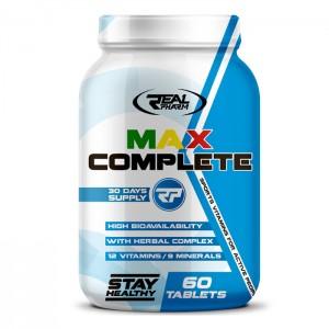 Real Pharm Max Complete 1500 мг. 60 таблетки (30 дози)