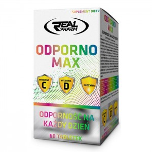Real Pharm Odporno Max 60 таблетки (30 дози)