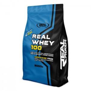 Real Pharm Real Whey 100 2000 гр. (66 дози)