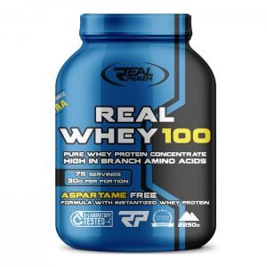 Real Pharm Real Whey 100 2250 гр. (75 дози)