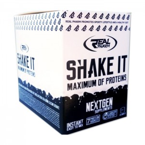 Real Pharm Shake It 20x30 гр. кутия (20 дози)