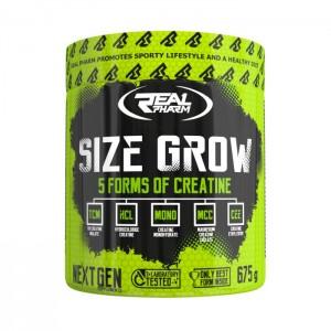 Real Pharm Size Grow 675 гр. (50 дози)
