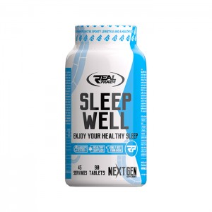 Real Pharm SLEEP WELL 90 таблетки (45 дози)