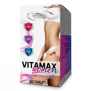 Real Pharm Vitamax WOMEN / Мултивитамини за жени 60 таблетки (30 дози)